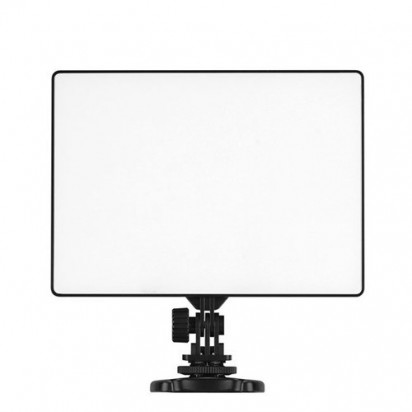 Светодиодная панель на камеру YN-300 AIR в комплекте (аккум. Jupio np-f 750 и зарядник)