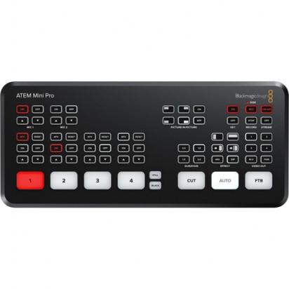 Видеомикшер Blackmagic Design ATEM Mini Pro HDMI Live Stream Switcher