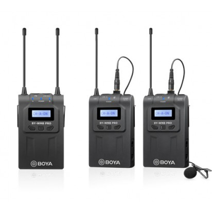 Радио петличный Boya BY-WM8 PRO K2