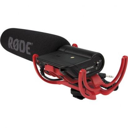Выносной Rode VideoMic with Rycote Lyre Suspension System