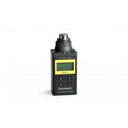 Радиопередатчик Saramonic TX-XLR9 с XLR входом для UwMic9